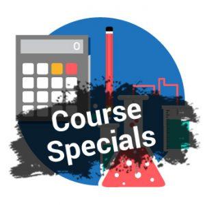 Course Specials
