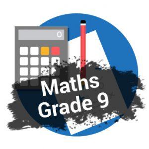Grade 9 Maths
