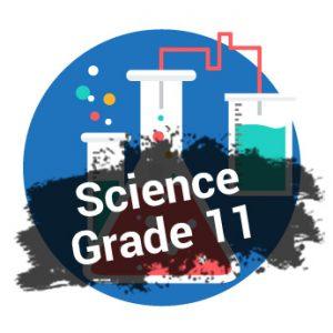 Grade 11 Science