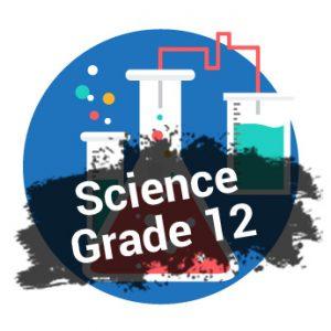 Grade 12 Science