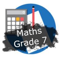 Grade 7 Maths